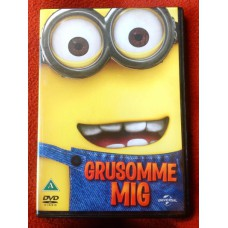 DVD: Grusomme mig