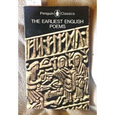 The Earliest English Poems