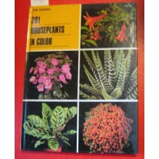 Herwig, Rob: 201 houseplants in color